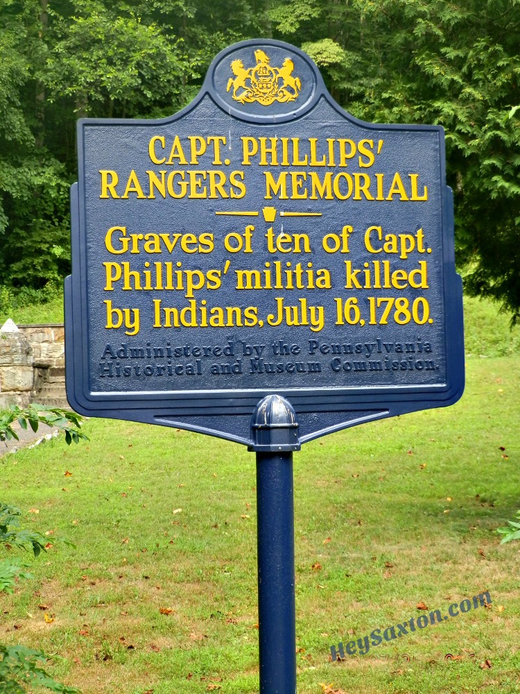 Captain Phillips Marker