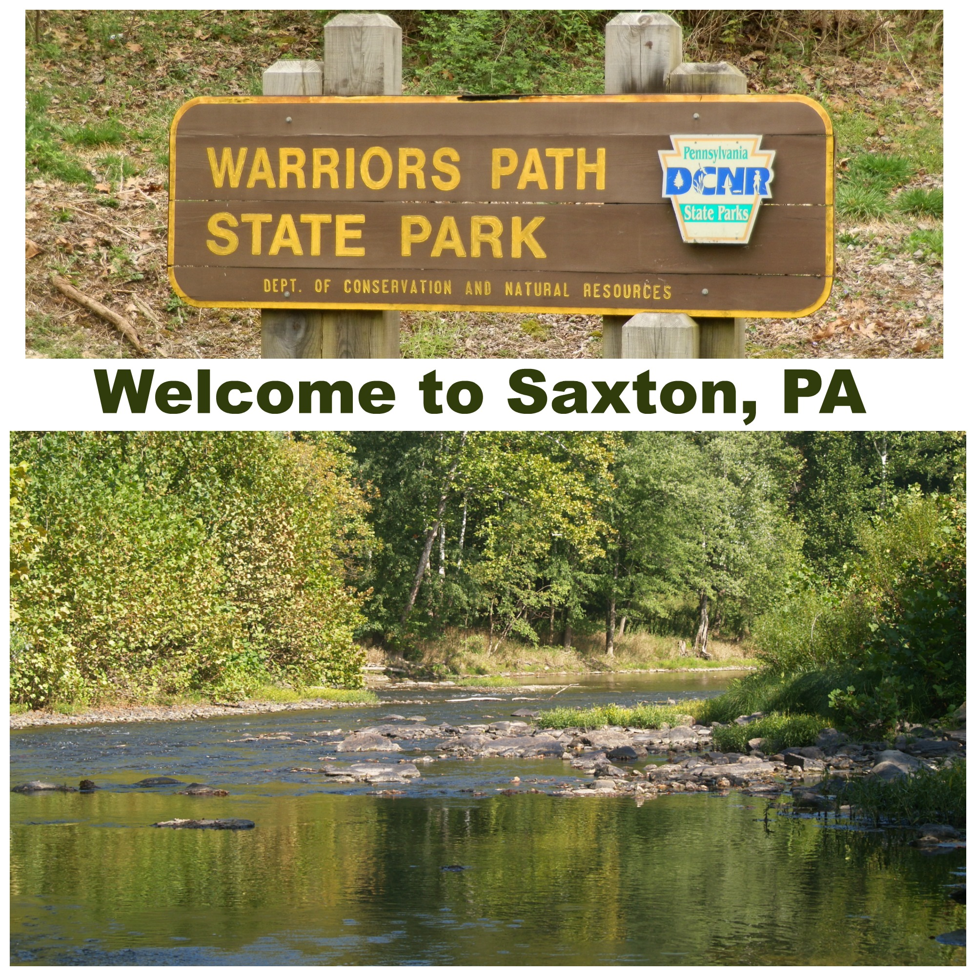 Warriors Path State Park